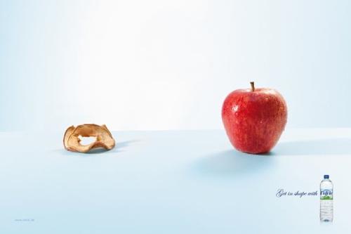 Volvic Apfel